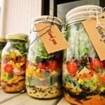 ジャーサラダの食中毒対策は?保存期間や容器の煮沸の仕方を紹介!